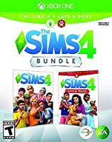 The Sims 4 Plus Cats & Dogs Bundle - Xbox One (輸入版)