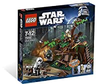 LEGO Star Wars Ewok Attack 7956 by LEGO [並行輸入品]