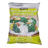 カークランド ノルマンディスタイル ミックスベジタブル (冷凍野菜) ノルマンディ 2.5kg