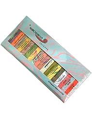 auroshikha (オウロシカ) マーブルパッケージ ミニパレット18種類の香りアソート スティック !