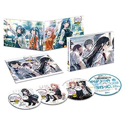 やはり俺の青春ラブコメはまちがっている。Blu-ray BOX(初回限定生産)(特典CD付)