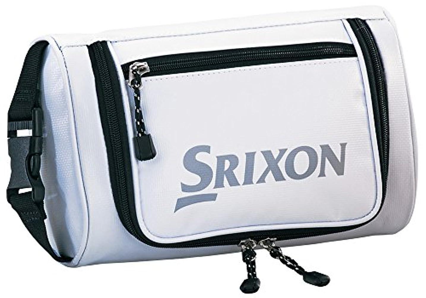 送る偶然イタリックDUNLOP(ダンロップ) SRIXON ラウンドポーチ GGF-B4010