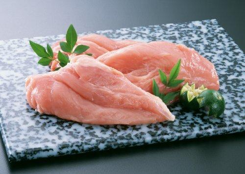 Halla 国産 鶏ササミ 2kg(冷凍) 業務用にもびったり!