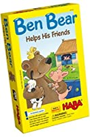Haba Ben Bear Help His Friends
