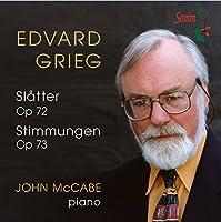 Grieg: Slatter/Stimmungen