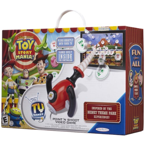 Toy Story Mania TV Games Deluxe  トイストーリー マニア TVゲーム