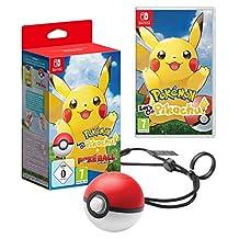 Pokémon: Let's Go Pikachu + Poke Ball Plus for Nintendo Switch