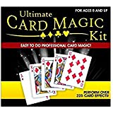 [DMI]DMI Ultimate Easy Card Magic Kit Set for Ages 8 and Up [並行輸入品]