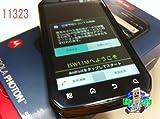 au 白ロム 携帯電話 MOTOROLA PHOTON ISW11M
