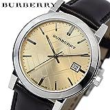 [バーバリー] BURBERRY シティ レザーベルト 腕時計 メンズ BU9011 [並行輸入品]
