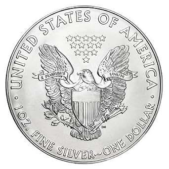 2016年製造 アメリカンイーグル銀貨1オンス(41mmクリアーケース付き)