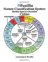 Fusillo Nature Classification System Orchid Species Checklist