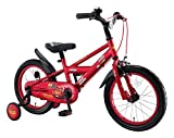 アイデス (ides) カーズ3自転車 16インチ レッド 子ども用 キッズ 自転車 幼児車 補助車 ディズニー ピクサー