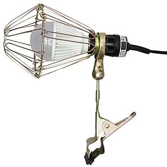 アイリスオーヤマ LEDライト ワークライト クリップ ILW-85C