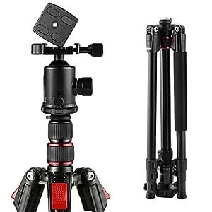 BC Master 193cm 自由雲台 三脚 カメラ三脚 4段 軽量&安定性  Canon Nikon Sony 一眼レフ ビデオカメラ用