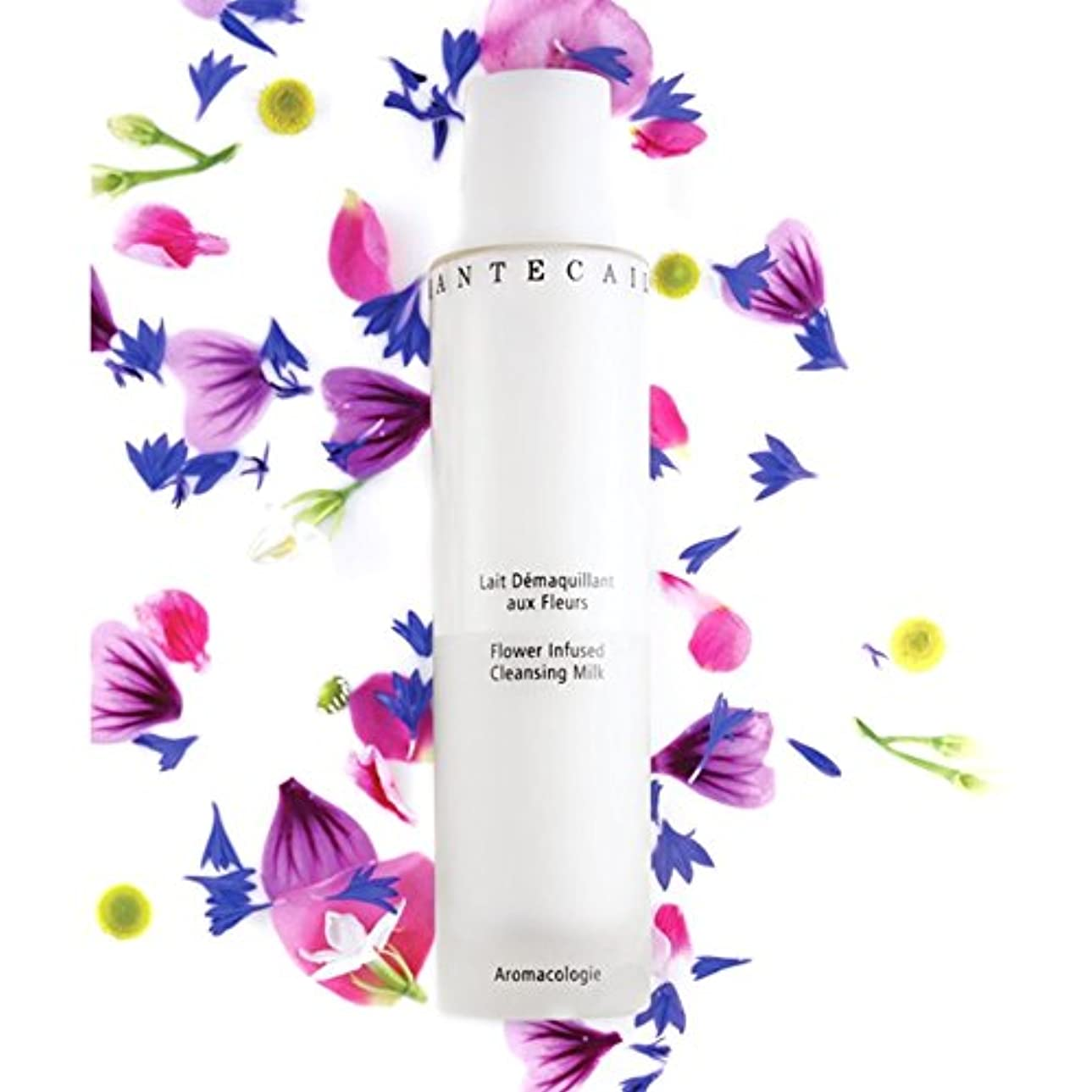 Chantecaille Flower Infused Cleansing Milk - シャンテカイユフラワー注入クレンジングミルク [並行輸入品]