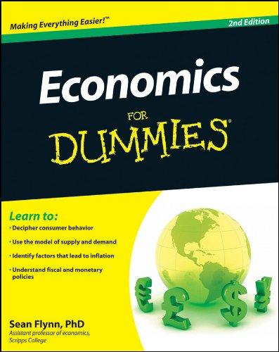 『Economics For Dummies』のトップ画像