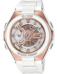 [カシオ]CASIO 腕時計 BABY-G ベビージー ジーミズ MSG-400G-7AJF レディース
