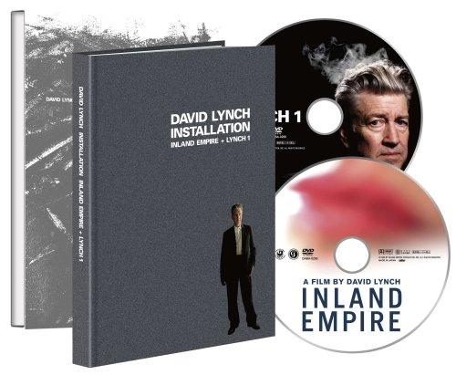デイヴィッド・リンチ インスタレーション/インランド・エンパイア+リンチ1 (初回限定生産) [DVD]の詳細を見る