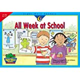 All Week At School (Sight Word Readers)