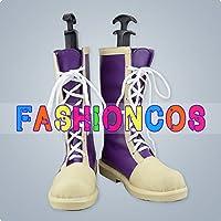 サイズ選択可女性24CM UC682 家庭教師ヒットマンREBORN!リボーン 雲雀恭弥 ひばり きょうや コスプレ靴 ブーツ