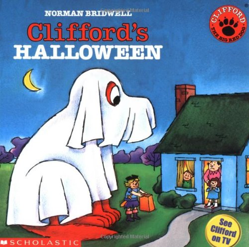 Clifford's Halloween (Clifford, the Big Red Dog)の詳細を見る