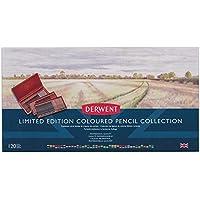 DERWENT ダーウェント リミテッド・エディション 色鉛筆 コレクションボックス(120本) 2302731