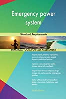 Emergency power system Standard Requirements