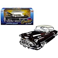 JADA TOYS 1:24SCALE MiJo EXCLUSIVE - 1953 CHEVY BEL AIR(BROWN)ジェイダトイズ 1:24スケール ストリートロウ MiJoショップ限定1953 シェビー ベルエア(ブラウン)98916