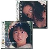 CD 中森明菜 ヒットコレクション 2012年デジタルリマスター 2枚組 WQCQ−451−452