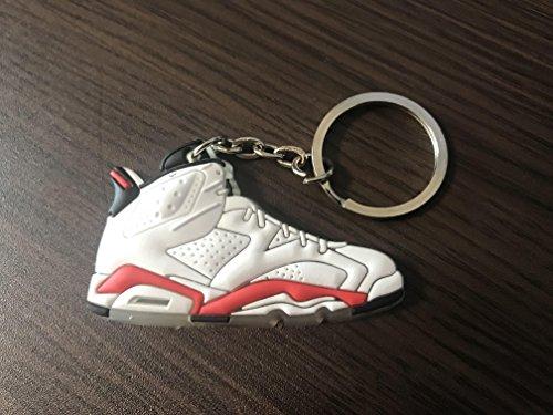 Nike Jordan 6 ホワイト レッド
