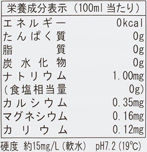 【Amazonオリジナル】Happy Belly 天然水 岐阜・養老 500ml×24本