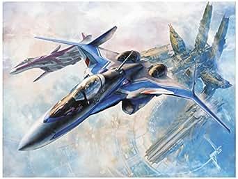 ハセガワ マクロスシリーズ マクロスデルタ VF-31J ジークフリード ハヤテ機 1/72スケール プラモデル 29