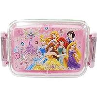 子ども用 ランチボックス お弁当箱 Disney ディズニー 450ml-プリンセス