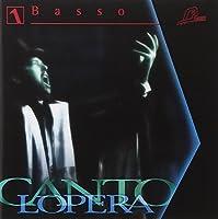 BASSO n.1 / バスのためのオペラ・アリア集1(カラオケ付)