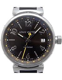 LOUIS VUITTON(ルイヴィトン) タンブール GMT 自動巻き デイト Q1131 メンズ 中古