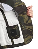 British Camouflage Blazer 13010300100510: Khaki