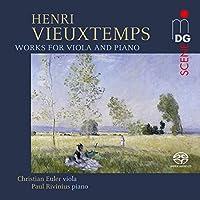 Vieuxtemps: Works for Viola &