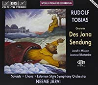 Des Jona Sendung (Jonahs Missi by RUDOLF TOBIAS (1995-09-19)