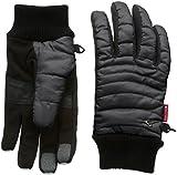 (ミズノ)MIZUNO ブレスサーモ中綿手袋 [ユニセックス] C2JY7637 09 ブラック L