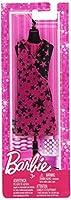 Barbie Fashionistas tendance de mode robe avec des étoiles rose