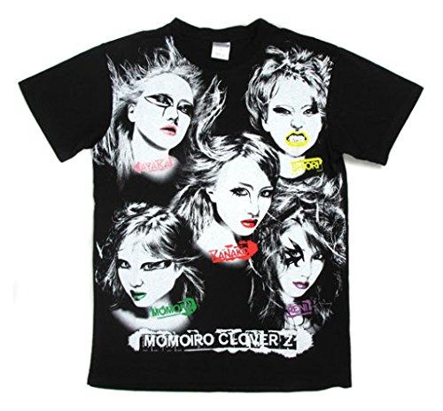 ももいろクローバーZ Lady-Z ビジュアル Tシャツ M...