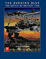 The Burning Blue: The Battle of Britain, 1940 Strategy Game