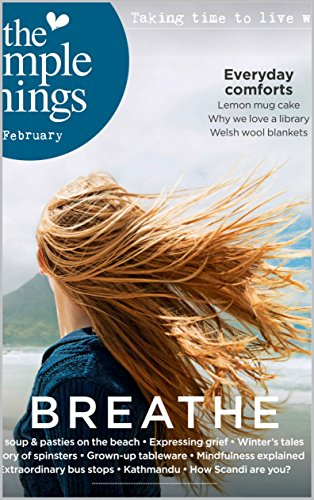 The Simple Things - February 2016 (English Edition)