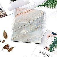 IPadケース スマートカバー アイパッドケース タブレットカバー アイパッド第四世代 第三世代 オニキスの石の織り目加工の自然注目の本物の傷アートフルイラスト装飾