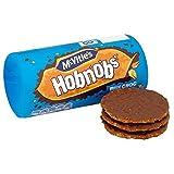マクビティミルクチョコレートHobnobsの262グラム - McVitie's Milk Chocolate Hobnobs 262g [並行輸入品]