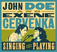 Singing & Playing by John Doe & Exene Cervenka