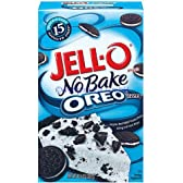 ジェロ― ノーベイク オレオ デザート Jell-O No Bake Oreo Dessert