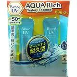 Biore UV AQUA Rich Watery Essence 80g×2コ