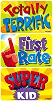 エンカレッジング・ワーズApplause stickers-large by Trend Enterprises Inc